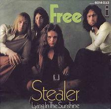 Stealer / Lying In the Sunshine Island 6014 033 - 1970
