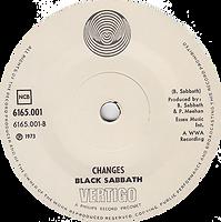 Black Sabbath - Sabbath Bloody Sabbath / Changes- Norway - Vertigo 6165 001 - 1973 - Side 2