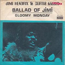 Jimi Hendrix Ballad Of Jimi Denmark