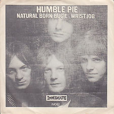 Humble Pie Natural Born Bugie Sweden