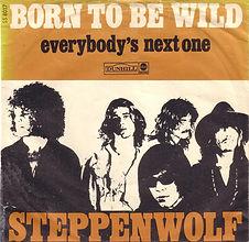 Steppenwolf Born To Be Wild Denmark