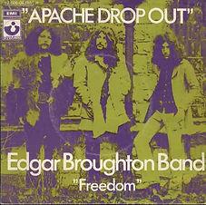 Edgar Broughton Band Apache Drop Out Spain