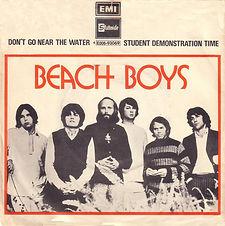 Beach Boys Don't Go Near The Water Sweden