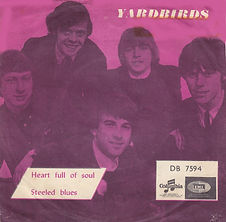 Yardbirds Heart Full Of Soul Norway