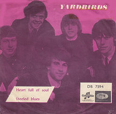 Yardbirds Heart Full Of Soul Norway