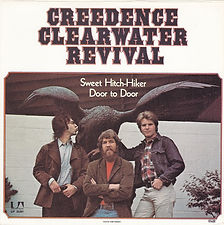 CCR Sweet Hitch-Hiker Norway