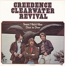 CCR Sweet Hitch-Hiker Sweden
