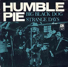 Humble Pie Big Black Dog Norway