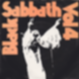 Black Sabbath - Tomorrow's Dream / Supernaut / Snowblind / St. Vitus Dance - Thailand - MC 976  - 197? - Front