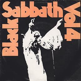 Black Sabbath - Tomorrow's Dream / Supernaut / Snowblind / St. Vitus Dance - Thailand - MC 976 - 197?- Front
