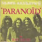 Black Sabbath - Paranoid / Rat Salad  Vertigo 6059 010 France 1970  VG+VG   €15