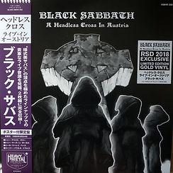 Black Sabbath - A Headless Cross in Austria