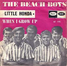 Beach Boys When I Grow Up Norway