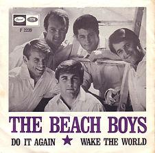 Beach Boys Do It Again SWE