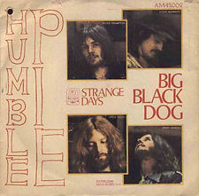 Humble Pie Big Black Dog Italy