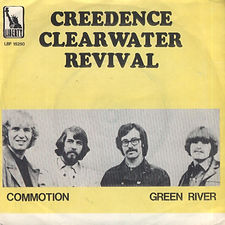 CCR Green River Sweden