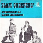 Slam Creepers - Mister Personality Man