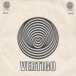 Black Sabbath - Paranoid / The Wizard - Netherlands - Vertigo 6059 010- 1970 - Back