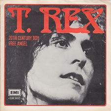 T Rex 20th Century Boy Sweden