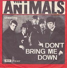 Animals Don't Bring Me Down Denmark