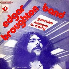 Edgar Broughton Band Gone Blue France