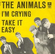 Animals I'm Crying Denmark