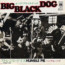 Humble Pie Big Black Dog Japan