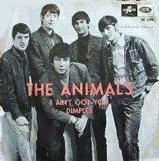 Animals I Ain't Got You Sweden