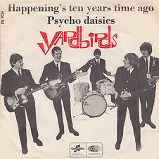 Yardbirds Happening Ten Years Time Ago Denmark