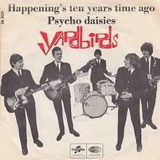 Yardbirds Happening Ten Years Time Ago Denmark