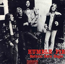 Humble Pie Natural Born Boogie UK