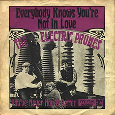 Electric Prunes Everybody Knows You're Not In Love Germany