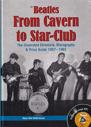 Beatles from Cavern to Star-Club for sae