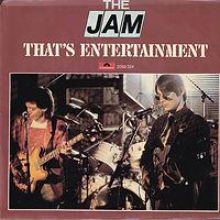 The Jam - Holland 1981 - NM-VG+ €20