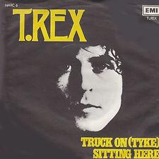 T Rex Truck On (Tyke) Denmark