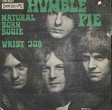 Humble Pie Natural Born Bugie France