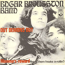 Edgar Broughton Band Out Demons Out Italy