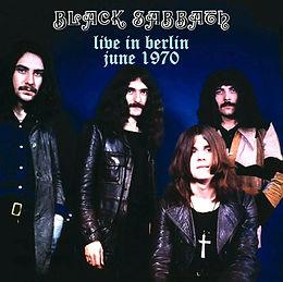 Black Sabbath - Live in Berlin 1970