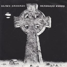Black Sabbath - Headless Cross / Cloak And Dagger - Netherlands - I.R.S. 006-24 1006 7 - 1989 - Front