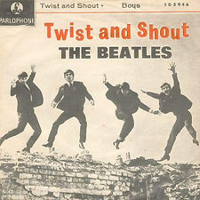 Beatles Twist And Shout Norway