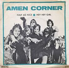 Amen Corner - Half as Much - Norway