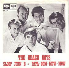 Beach Boys Sloop John B Sweden