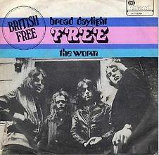 Broad Daylight / The Worm  Island WIP 6054 - 1969