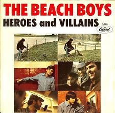Beach Boys Heroes and Villains Sweden