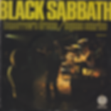 Black Sabbath - Tomorrow's Dream / Laguna Sunrise - Netherlands - Vertigo  6059 061 - 1972 - Back