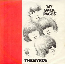 Byrds My Back Pages Norway