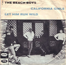 Beach Boys California Girls Denmark