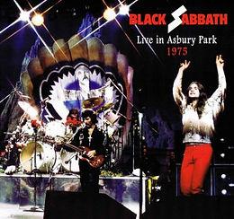 Black Sabbath - Live in Ashbury Park 1975