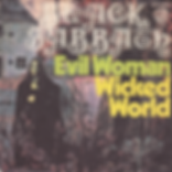 Black Sabbath - Evil Woman / Wicked World - Germany - Vertigo 6059 002 - 1970