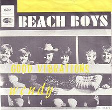 Beach Boys Good Vibrations Norway